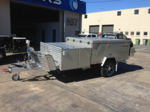Things to Consider before Buying a Forward Fold Camper Trailer